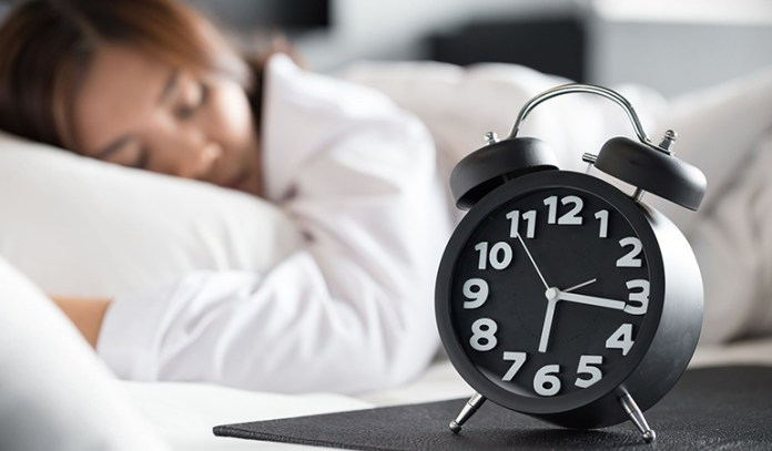 getting enough sleep helps you cope with stress