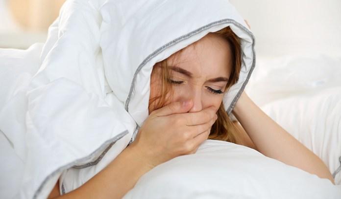 Pneumonia symptoms during pregnancy.