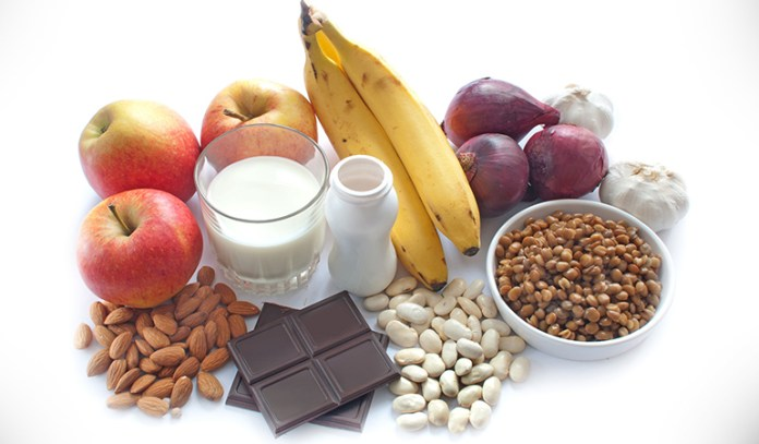 Prebiotics help balance out your gut microbiota