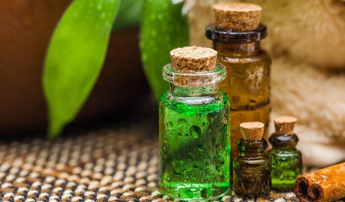 Tea tree oil has powerful anti-microbial properties