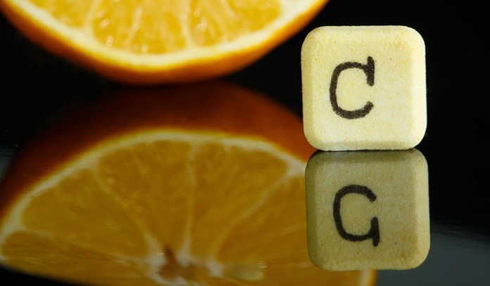Vitamin C helps boost immunity.