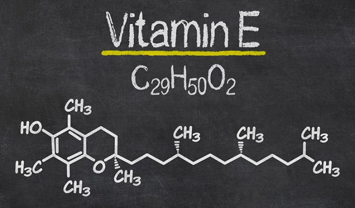 Vitamin E is effective as treatment for atrophy