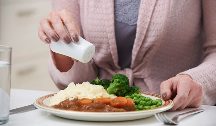 Harmful effects of excess salt consumption