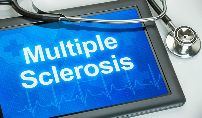 Multiple sclerosis is inflammation of the central nervous system