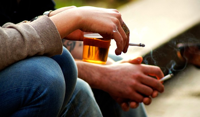 Your Smoking And Drinking Patterns