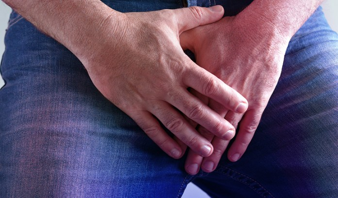 Swelling of the prostate gland can cause pain during ejaculation