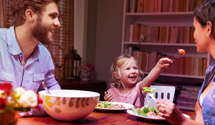 Eat least 2 hours before you go to sleep