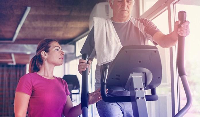 Exercising raises your body temperature