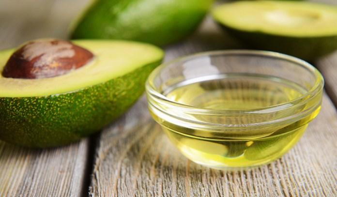 Avocado oil aids skin health.