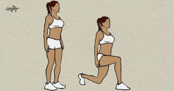 bodyweight-lunges
