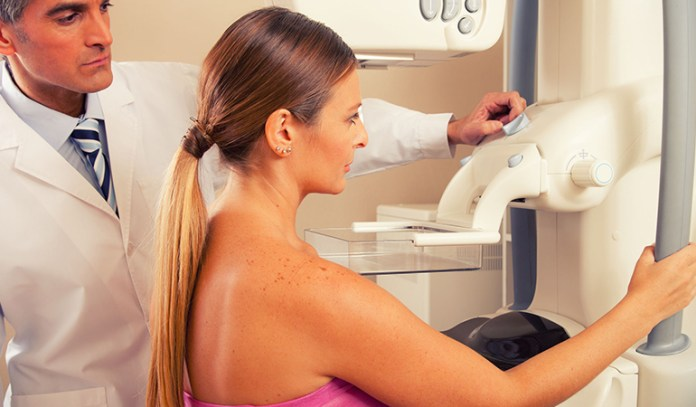 Breast screening is a good way to look for breast abnormalities
