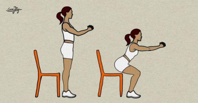chair-squats
