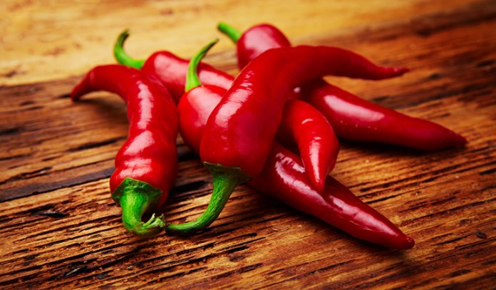 Cayenne Pepper Can Speed Up The Process Of Flushing Out Toxins