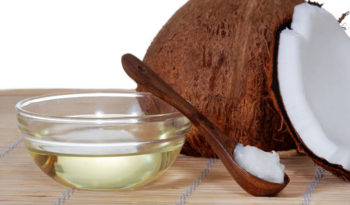 Coconut oil provides healthy fats