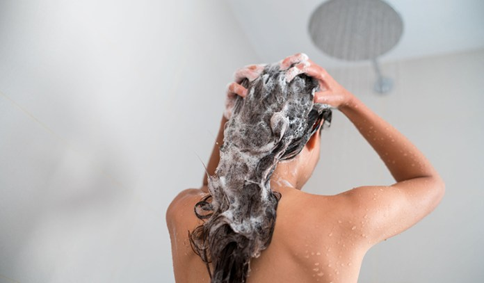 Contact dermatitis is when your scalp is allergic to certain hair care products