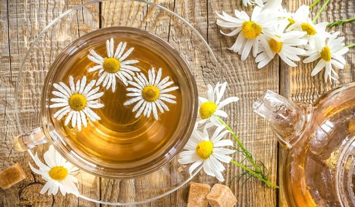 Herbal tea helps you sleep better