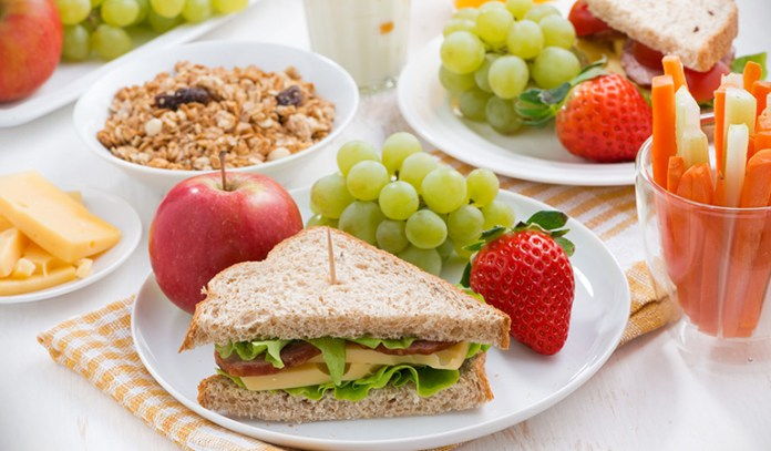 Eat a balanced diet with fruits, vegetables, lean proteins, and healthy fats