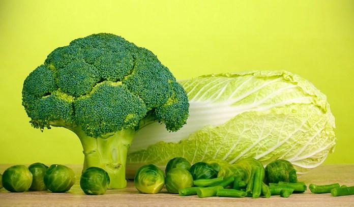 Brocolli reduces inflammation.