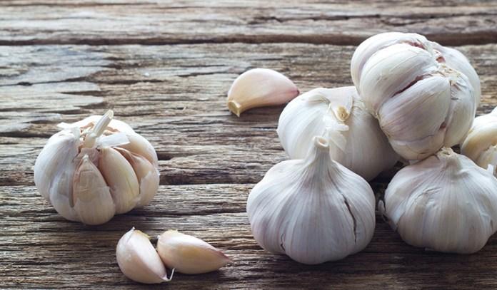 Garlic can treat high blood pressure