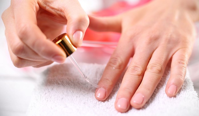 At-home manicures prevent infections.