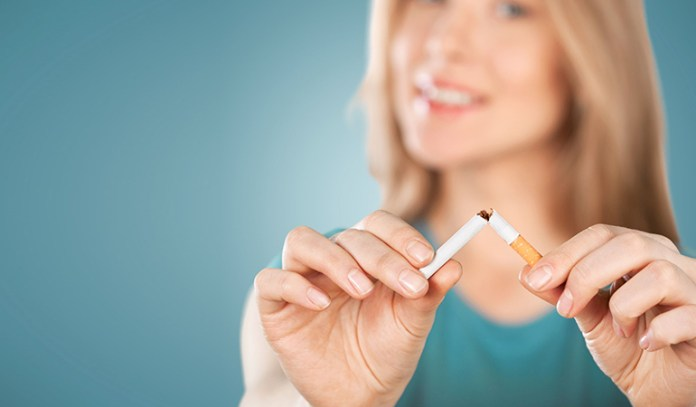 Make your home a non-smoking zone to avoid the dangers of thirdhand cigarette smoke.