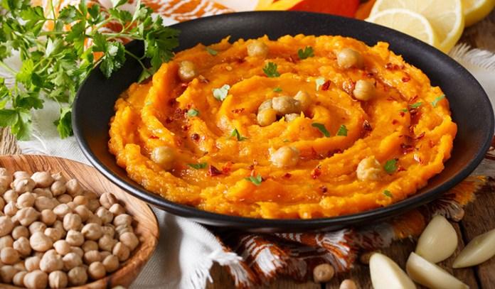 Add Pumpkins To Hummus To Enhance The Flavor