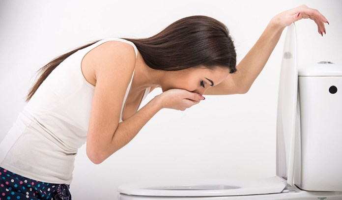 Nausea and weight loss can indicate stomach ulcers or stomach obstruction