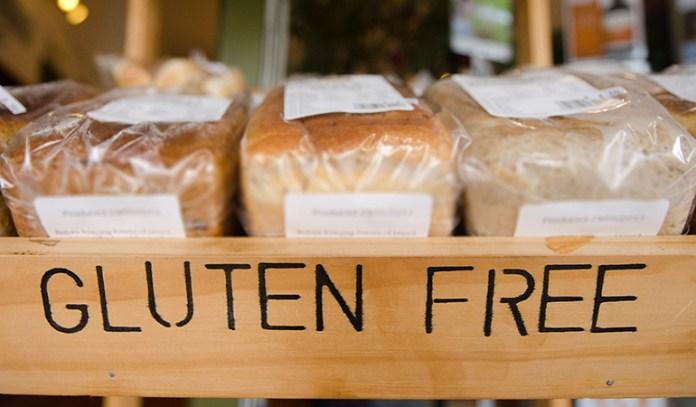 """""""Gluten-free"""" doesn't mean healthy."""