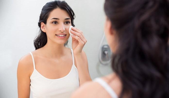 Remove Makeup Before Sleep
