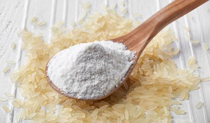 Rice flour can make bread delicious