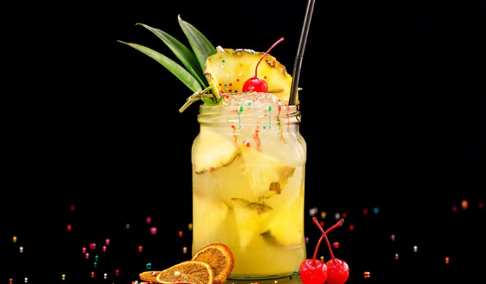 recipe for pineapple water