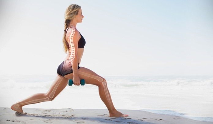 Sunlight is important for bone health as it prevents a possibility of vitamin D deficiency