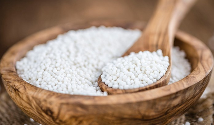 Tapioca is perfect for gluten free diets
