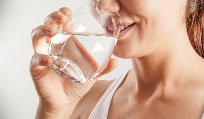 Add a few drops of oregano oil into your drinking water at least twice a day