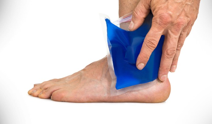 Treatment for itchy ankles