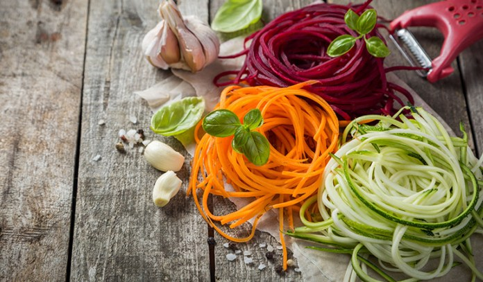 Use vegetables to make healthier versions of your favorite foods to ensure you continue eating your greens.