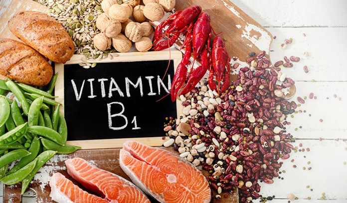 Vitamin B1 turns nutrients into usable energy