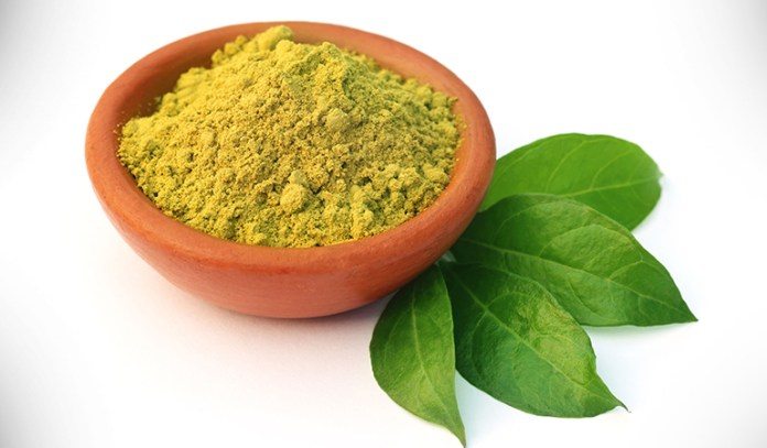 Henna is made from the plant Lawsonia inermis