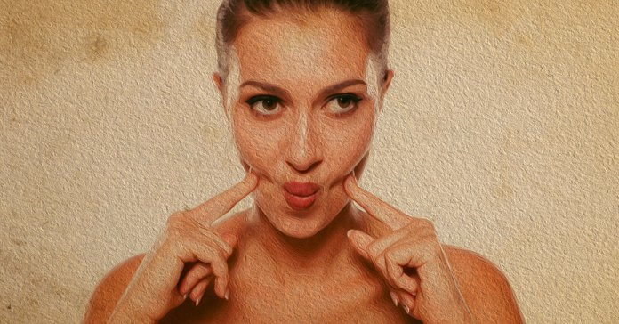 Natural ways to lose face fat