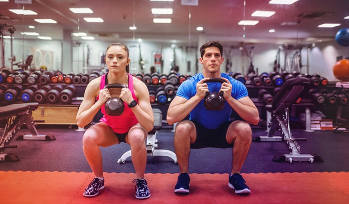 Goblet squats help improve blood circulation in the lower extremities.