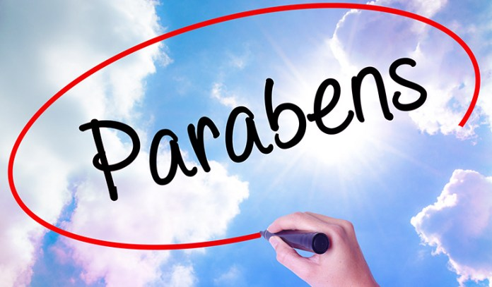 Parabens act as endocrine disruptors and can cause fertility problems.