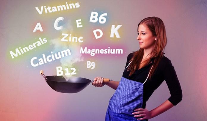Magnesium, selenium, iron, zinc, and vitamin B12 deficiencies are some of the major deficiencies