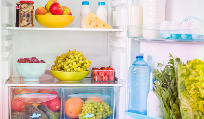 Store food correctly to avoid spoilage