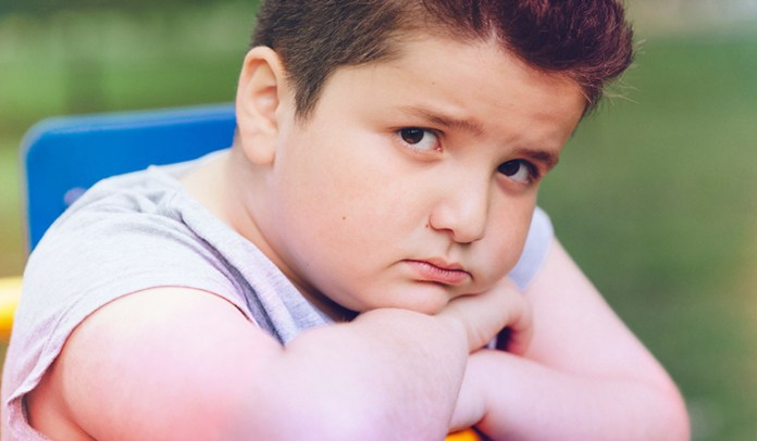 Stress and depression can cause emotional eating in kids