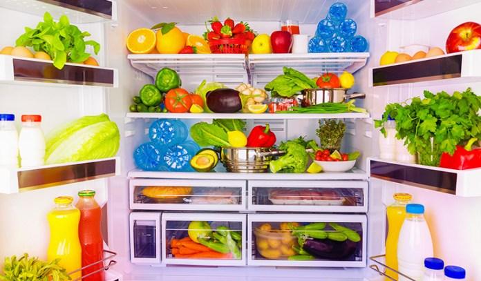 Keep the refrigerator organized