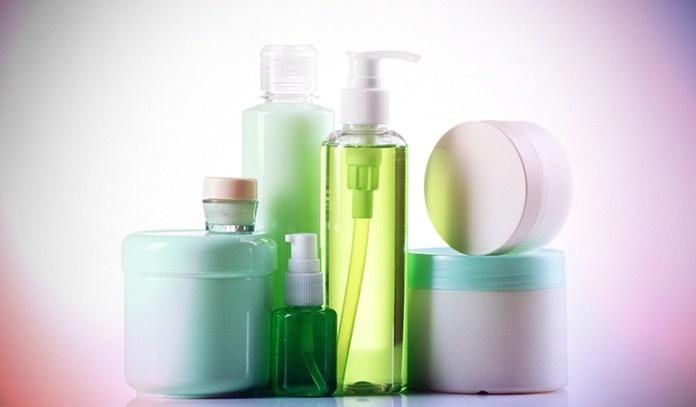 Hair removal creams weaken hair follicles.