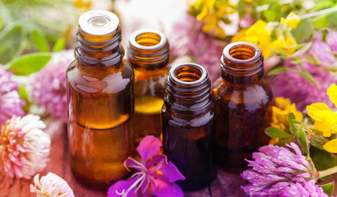 Certain scents can help ground you and sort out your emotions
