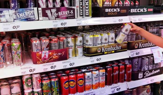 Sports and energy drinks are full of empty calories and added sugars.