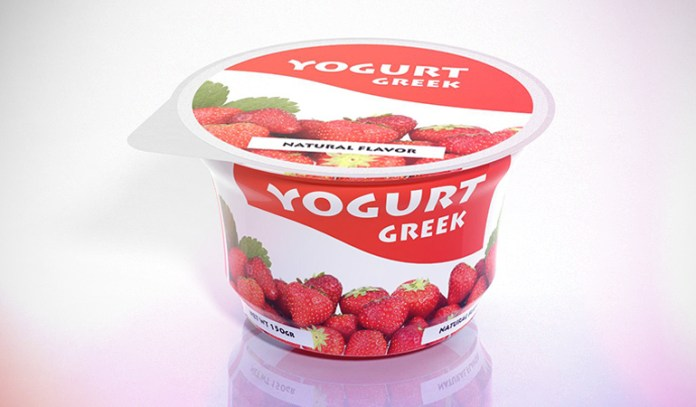 Sweetened yogurt drinks often have high concentrations of sugar and artificial flavors