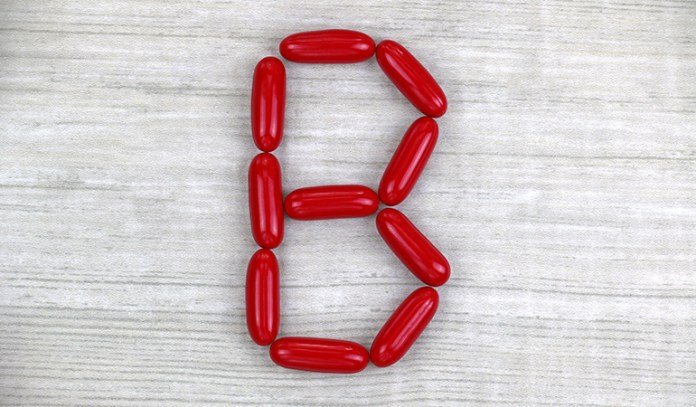 B vitamins strengthen hair.